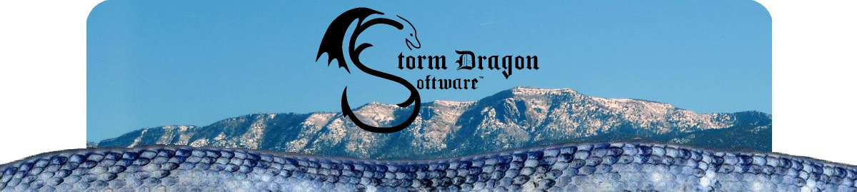 Storm Dragon Software Logo
